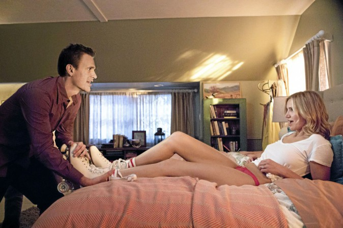 Sex Tape de Jake Kasdan avec Cameron Diaz et Jason Segel (1h37)