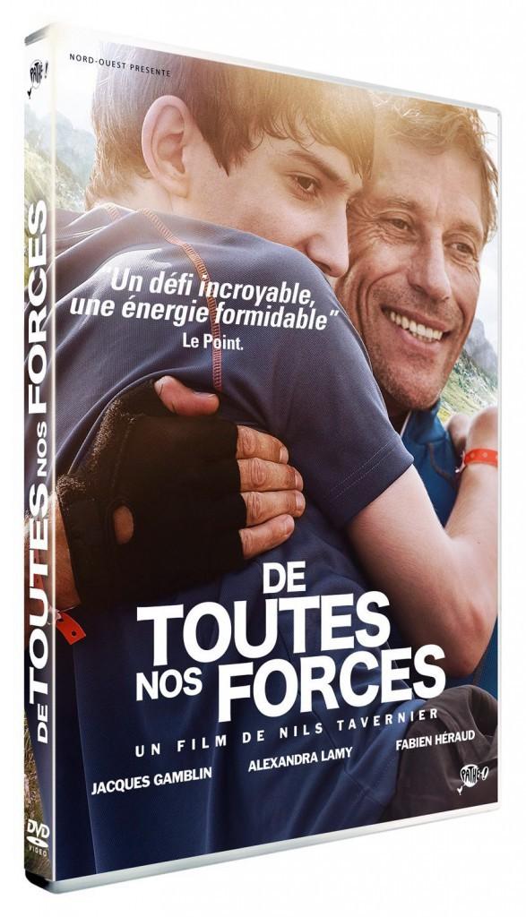 De toutes nos forces Pathé 14,99€