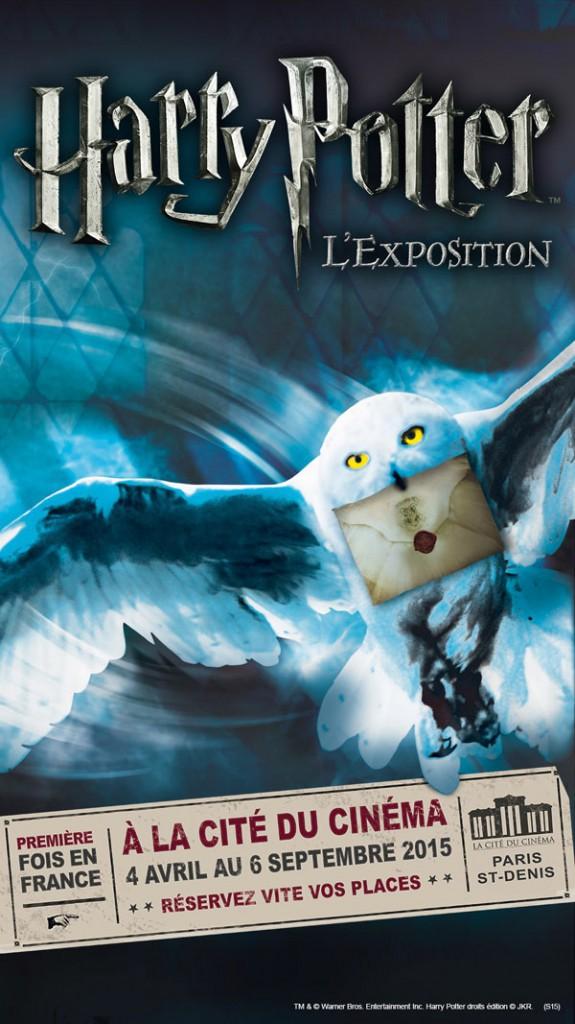 Harry Potter – L'Exposition, à la Cité du cinéma, Saint-Denis (93). Dès 17 € sur fnacspectacles.com