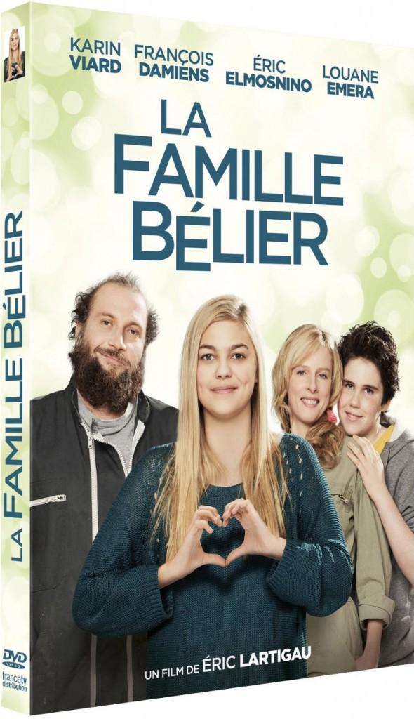 La Famille Bélier, France Télévisions. 19,99 €.