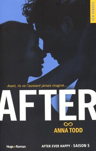 After, saison 5, d'Anna Todd, Hugo Roman. 17 €.
