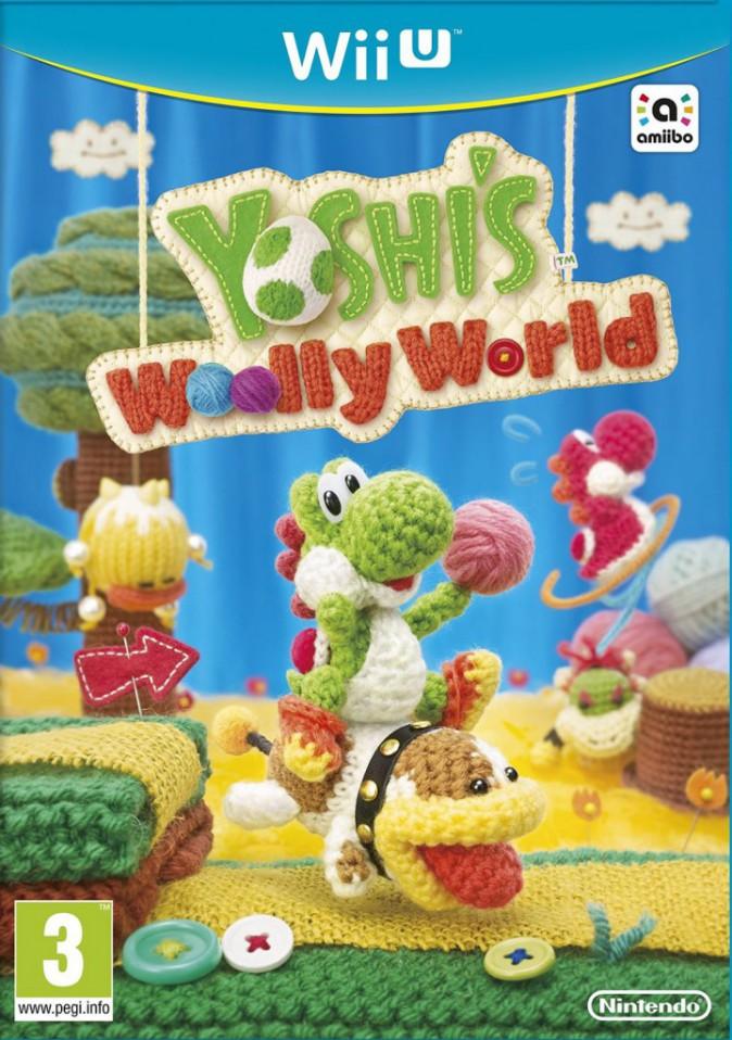 Yoshi's Woolly World, Nintendo, sur Wii U. 38,79 €.