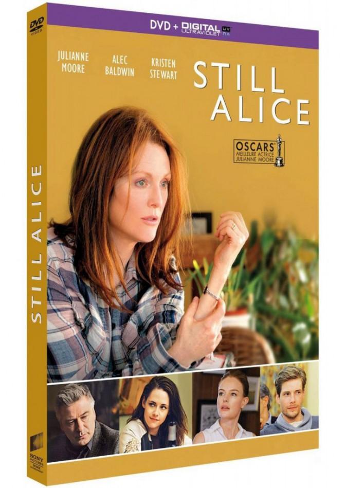 Still Alice, SPHE. 19,99 €.