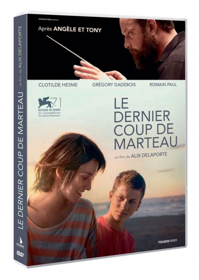 Le Dernier Coup de marteau, Pyramide Vidéo. 19,99 €.