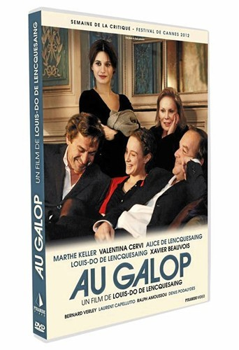 Au galop [FRENCH][DVD-R]