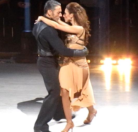 Gérard Vives et Silvia Notargiacomo