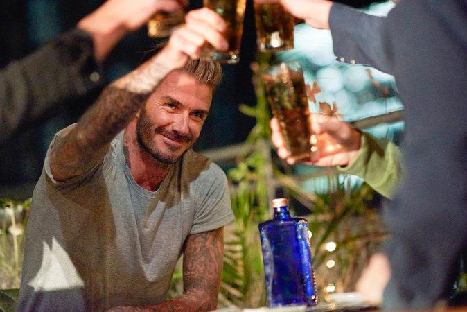 David Beckham : Il publie un �ni�me tatouage