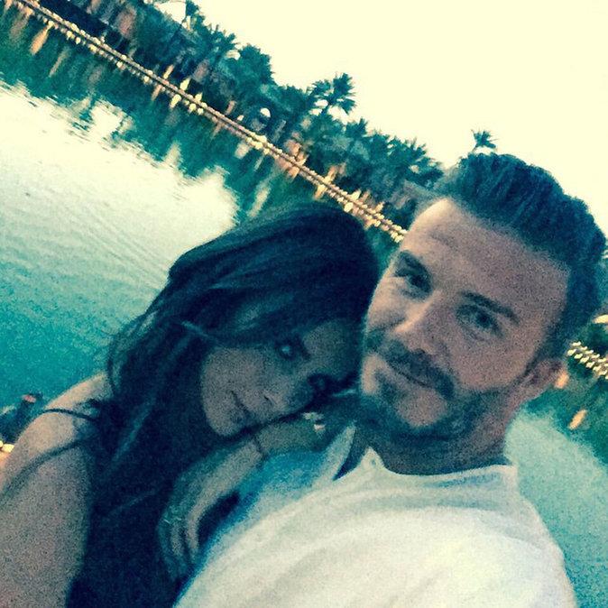 David Beckham adore sa femme Victoria Beckham