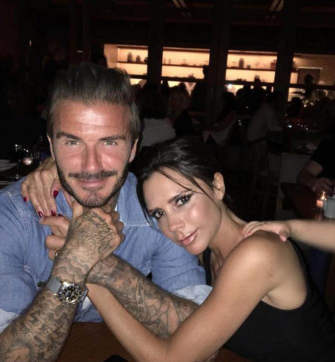 David Beckham et Victoria Beckham forment un très beau couple