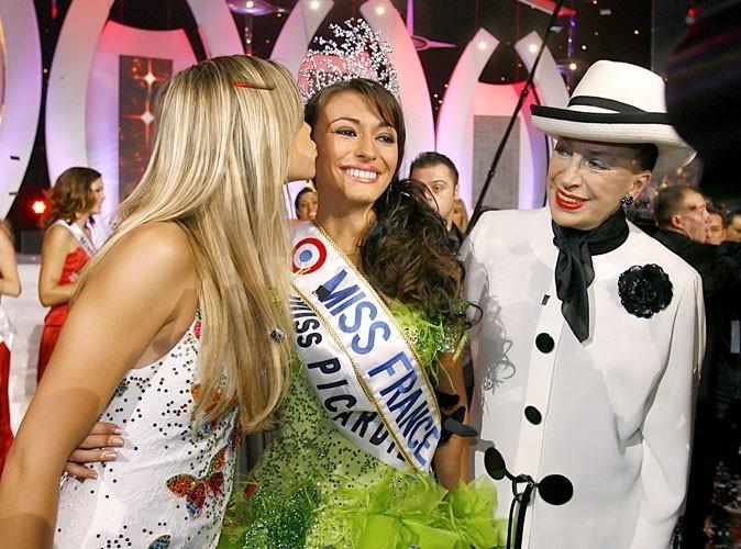 Rachel Legrain-Trapani, Miss France 2007 élue le 9 décembre 2006