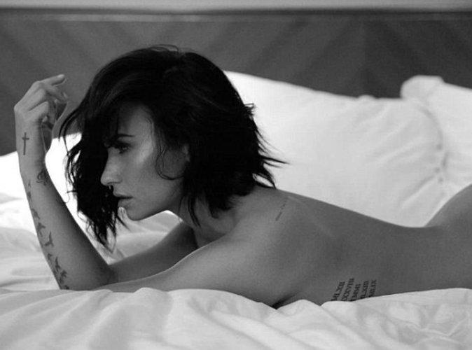 Demi Lovato toute nue pour dévoiler son nouveau single Body Say !