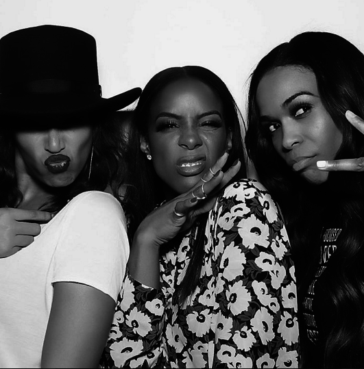 Destiny's Child réunies pour l'anniversaire de Kelly Rowland