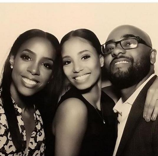 Kelly Rowland a fêté son anniversaire avec tous ses proches