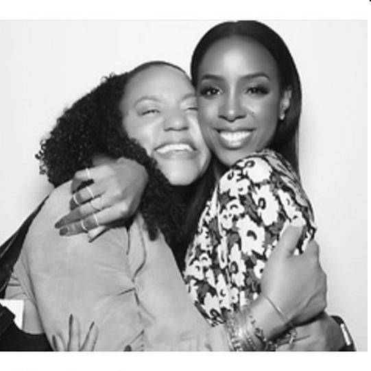 Kelly Rowland a partagé les photos de son anniversaire sur Instagram