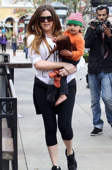 Khloe Kardashian, vous lui donnez 27 ans ?