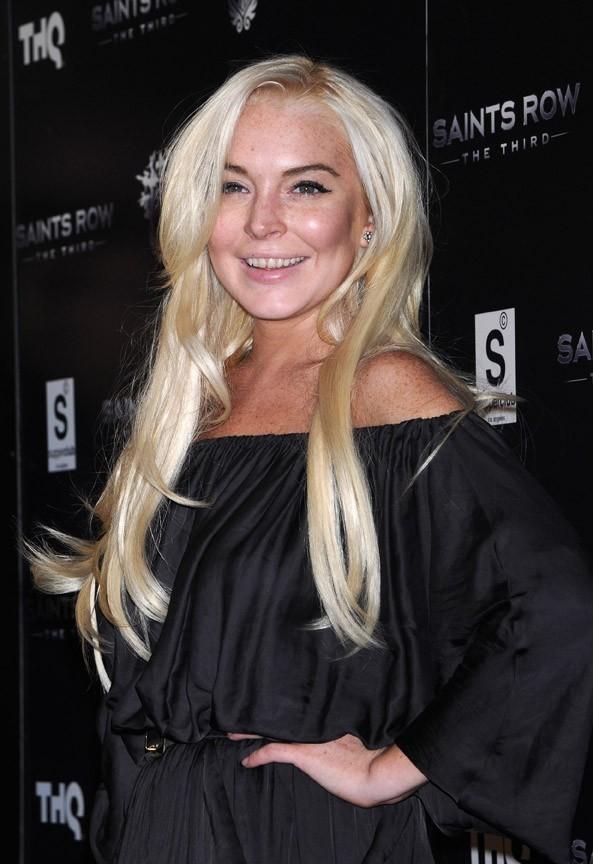 Lindsay Lohan, vous lui donnez 25 ans ?