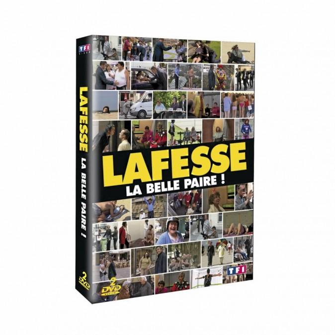 Lafesse La belle paire ! de Jean-Yves Lafesse. Coffret 2 disques DVD et Blu-Ray. TF1 Vidéo. 19,99€