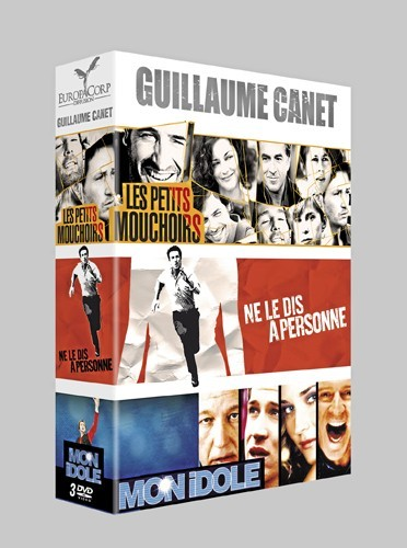 Coffret Guillaume Canet , EuropaCorp, 19,99€
