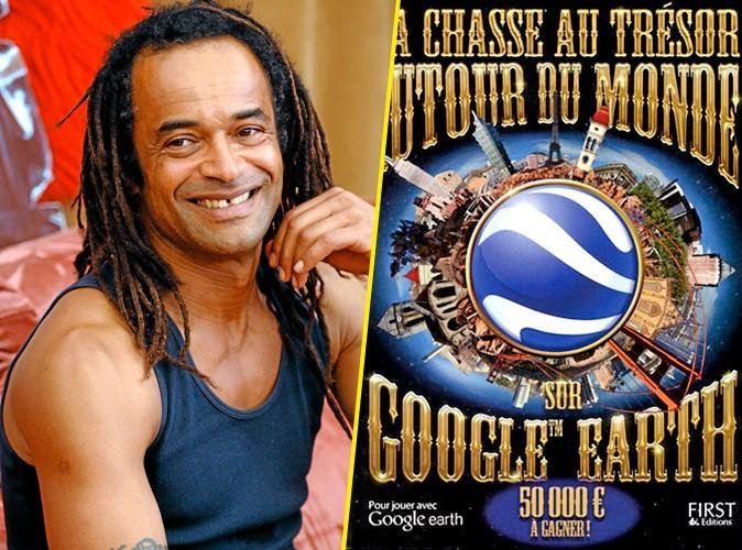 Yannick Noah, on lui conseille: La chasse au trésor autour du monde sur Google Earth, First, 14,90€