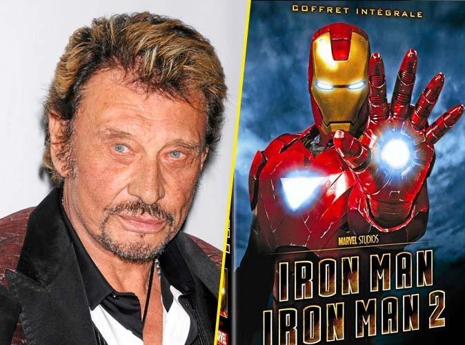 Johnny, on lui conseille : Iron Man 1 & 2, Paramount.16,39 €.