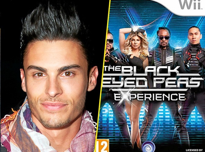 Baptiste Giabiconi, on lui conseille : The Black Eyed Peas Experience et Abba You can Dance, Ubisoft sur Wii. 40 € chaque.