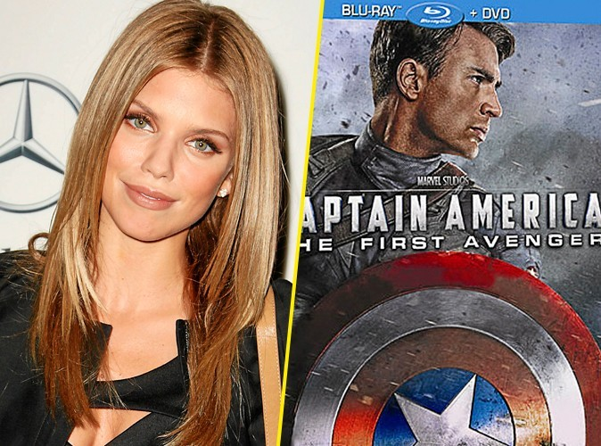 AnnaLynne McCord, on lui conseille : Captain America :The First Avenger, DVD Paramount. 19,99 €.