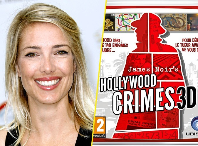 Sidonie Bonnec, on lui conseille :James Noir's - Hollywood Crimes 3D, Nintendo. 40 €.