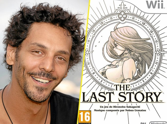 Tomer Sisley, on lui conseille :  The Last Story, Nintendo Wii. 45 €.