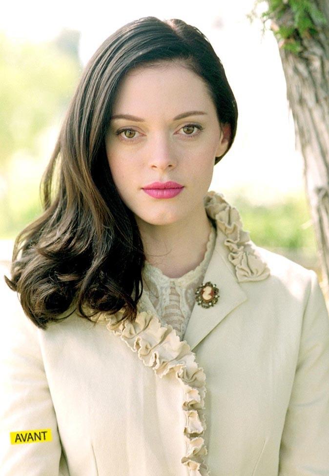 Rose McGowan une sorcière au top