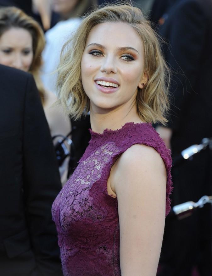 Scarlett Johansson jusqu'à trouver son style