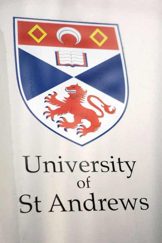 Kate Middleton a rencontré William à l'université St Andrews ...