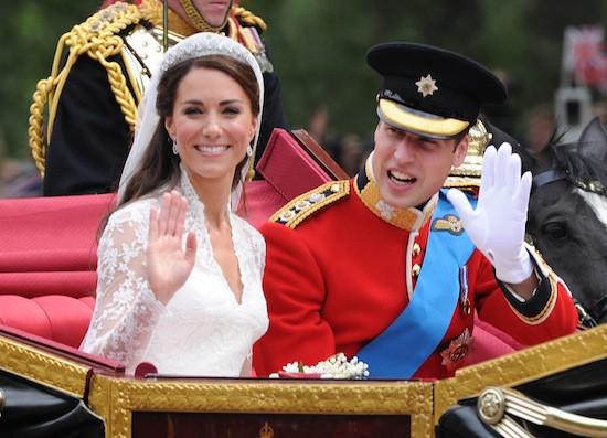 Le mariage princier !