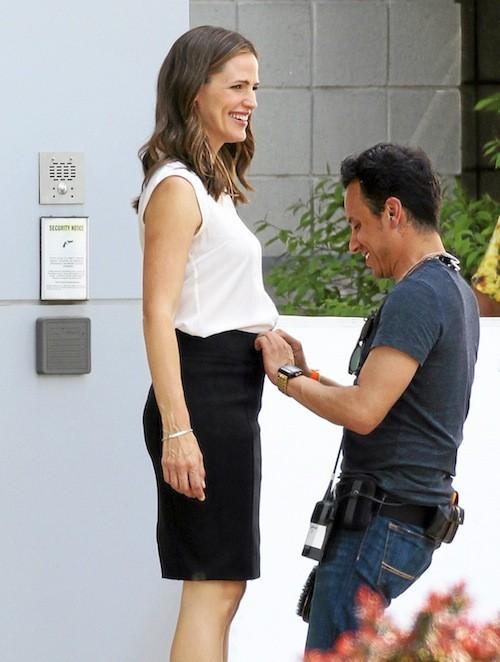 Jennifer Garner : Aucun assistant à sa taille !