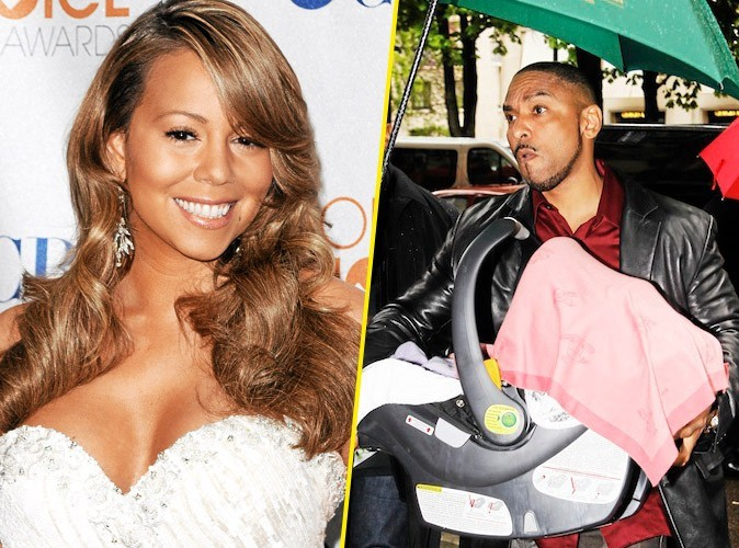 Mariah Carey : Youpi, le porteur de cosy !