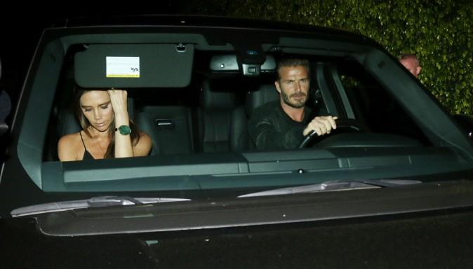 Eva Longoria : radieuse pour un double date avec les Beckham !