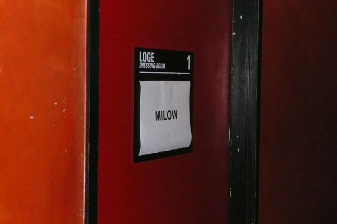 La loge de Milow !