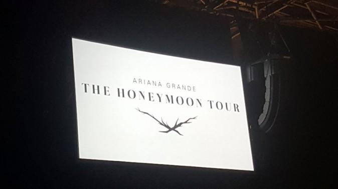 Première date du Honeymoon Tour au Zénith de Paris le 14 mai 2015