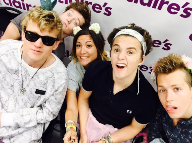 Exclu : The Vamps mettent l'ambiance à Bruxelles !