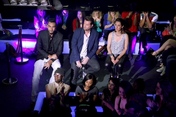Tout le jury de Popstars était présent !