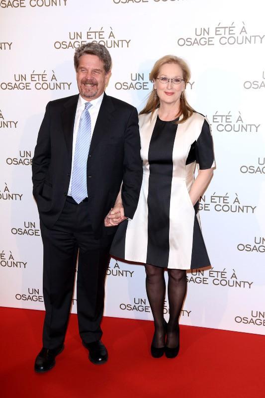Meryl Streep et le réalisateur d'Un été à Osage County John Wells !