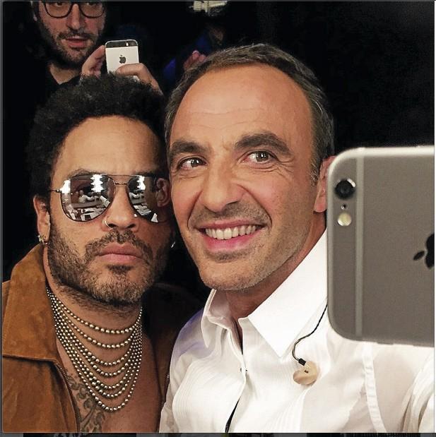 ... puis avec Lenny !