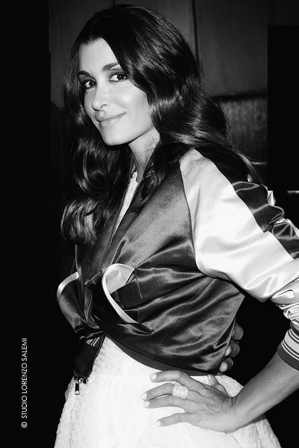 Jenifer lors de la 8e édition du Casa Fashion Show
