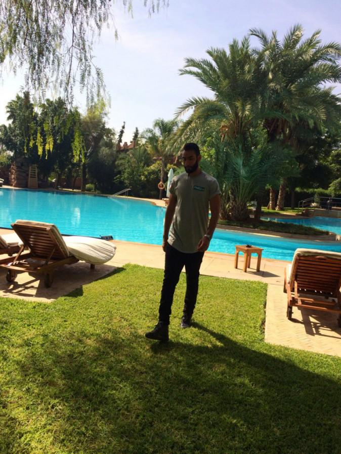 La Fouine : coup de bluff à Marrakech !