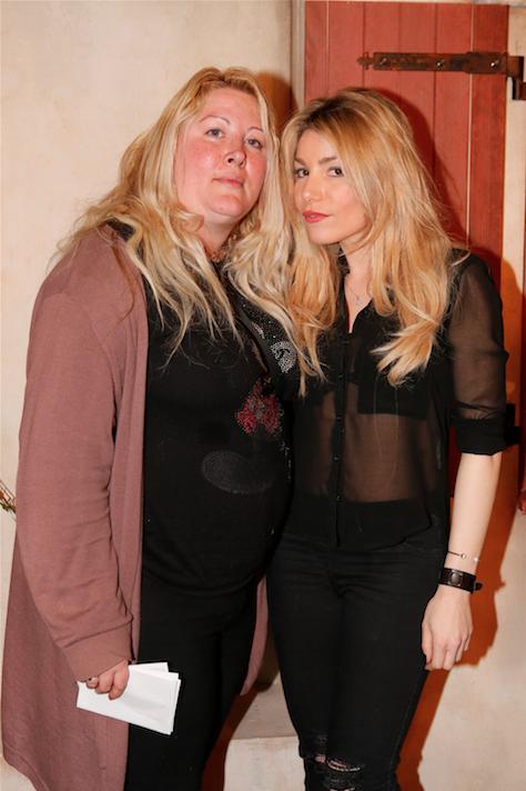 Loana et Lola Marois Bigard