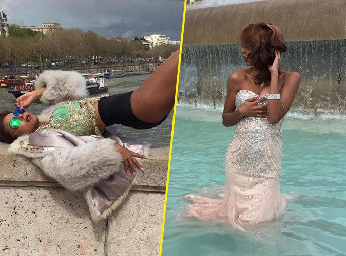 Exclu Public : Photos : Nehuda (Les Anges 8) plus sexy que jamais pour son projet secret !
