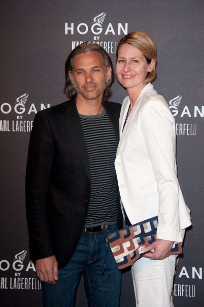 Luana et Paul Belmondo