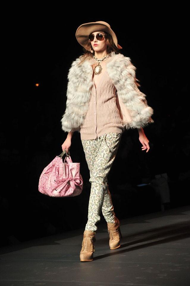 Fashion Week Paris : un look nude au défilé Dior