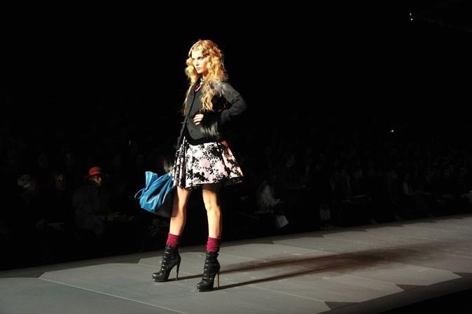 Fashion Week Paris : une belle robe au défilé Dior