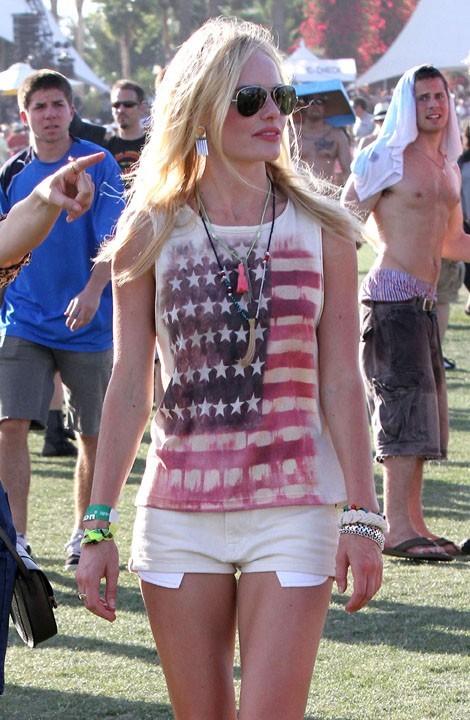 Kate Bosworth, super hot en mini short !