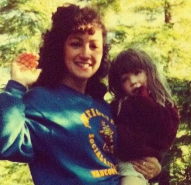 Carly Rae Jepsen et sa belle-mère